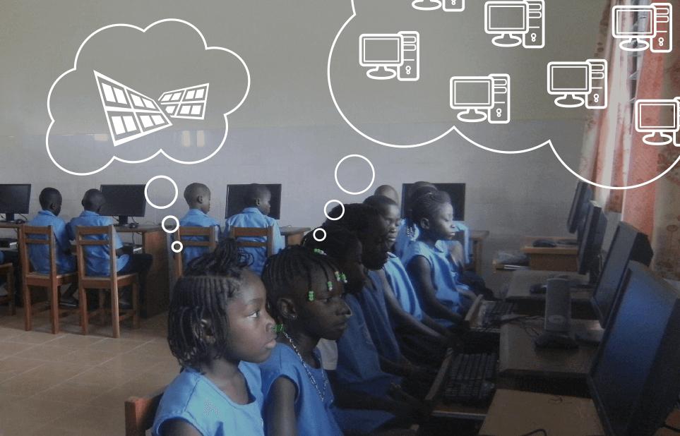 Proyecto Kinshasa Aula de Informática