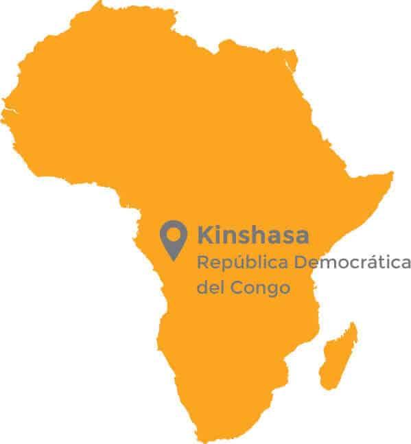 Kinshasa en África