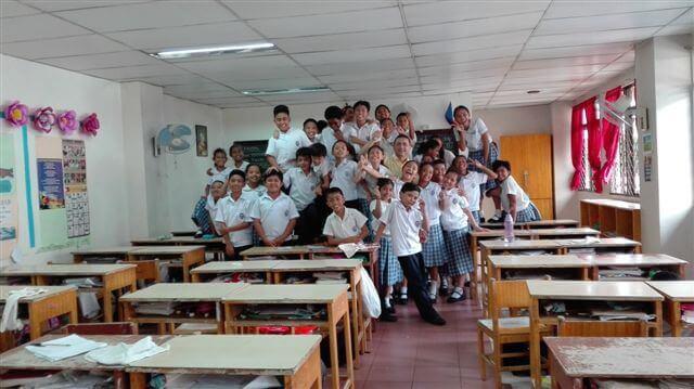 Las clases: una experiencia inolvidable