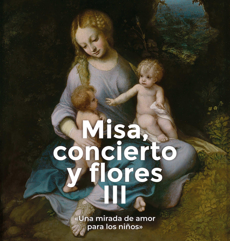 Misa, Concierto y Flores 3