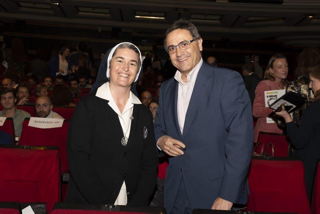 Ana Rosa Gordo y José Luis Lizcano